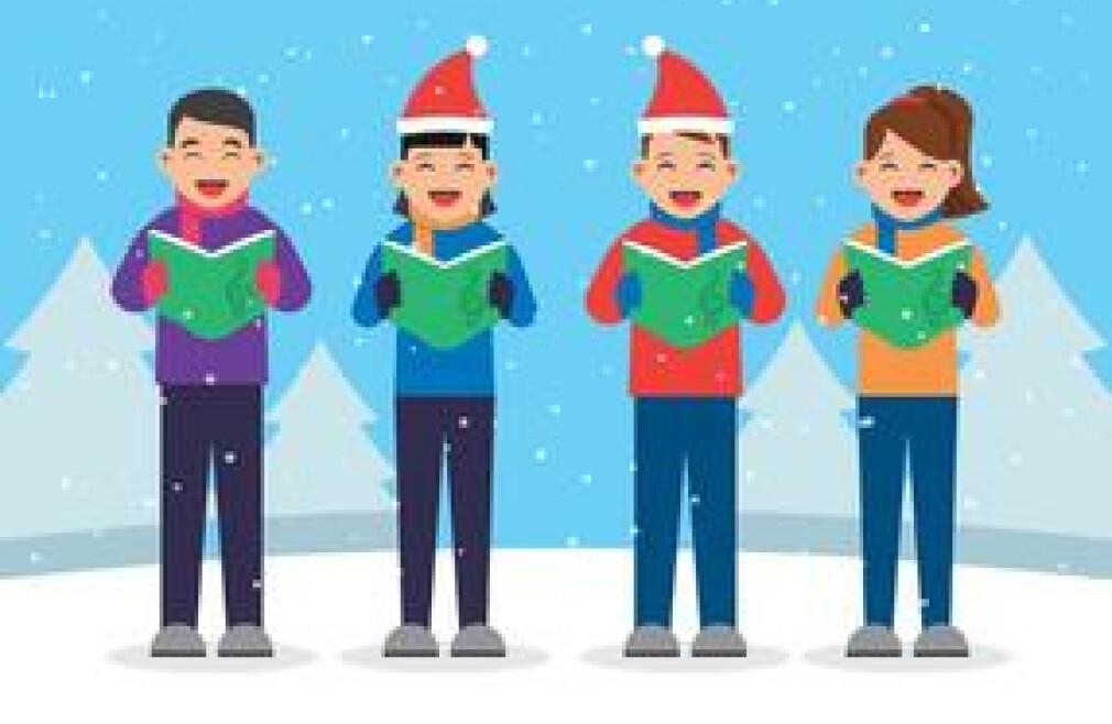 Community Christmas Caroling